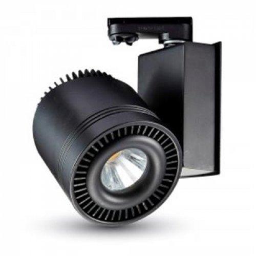 Led φωτιστικό τριφασικής ράγας 33W 240V 25° warm white 3000K 1233 VT-4535 V-TAC