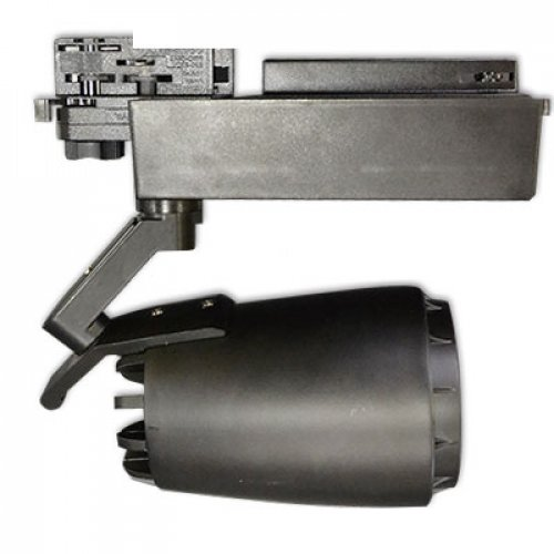 Led φωτιστικό τριφασικής ράγας 45W 240V 25° day light 6000K 1254 VT-4546 V-TAC