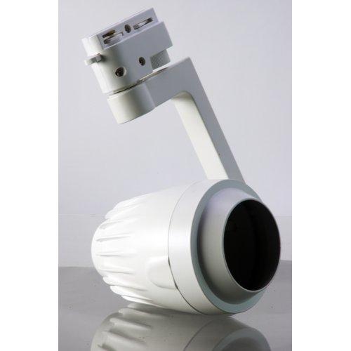 Φωτιστικό PAR20 E27 λευκό για μονοφασική ράγα 3556 VT-7112 V-TAC