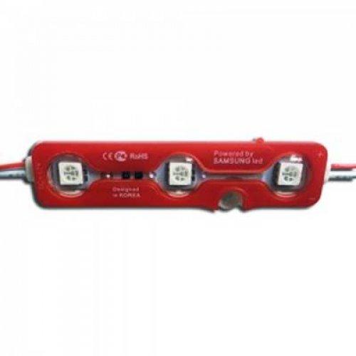 Led module 12V 0.72W IP67 κόκκινο 5117 VT-50503 V-TAC