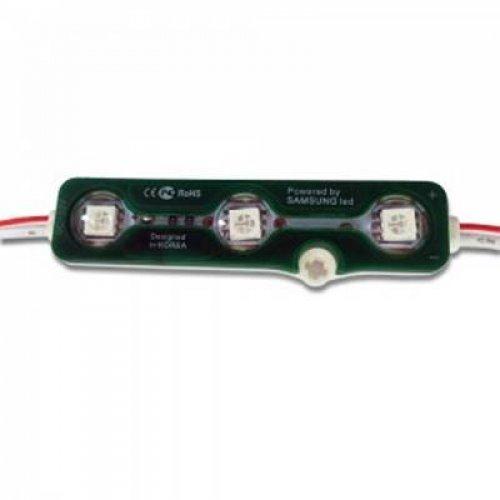 Led module 12V 0.72W IP67 πράσινο 5119 VT-50503 V-TAC