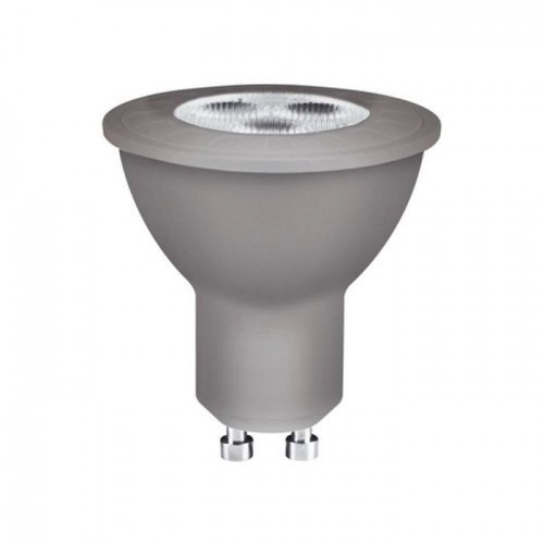 Led GU10 4.3W PAR16 240V day light 6500K 36° value Osram