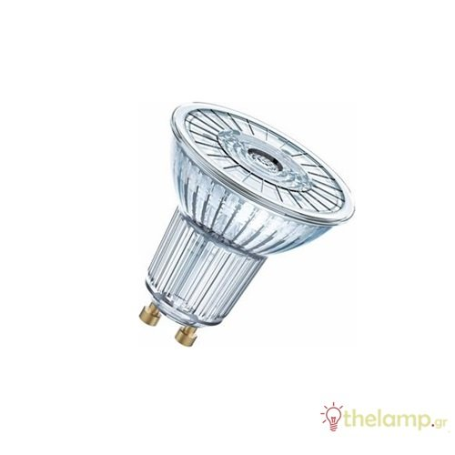Led GU10 4.3W PAR16 240V warm white 2700K 36° value Osram