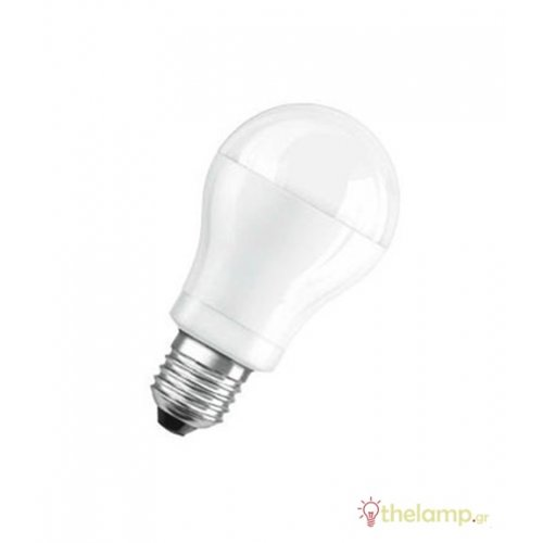 Led κοινή A60 9W E27 230V cool white 4000K value Osram 140b6c46549