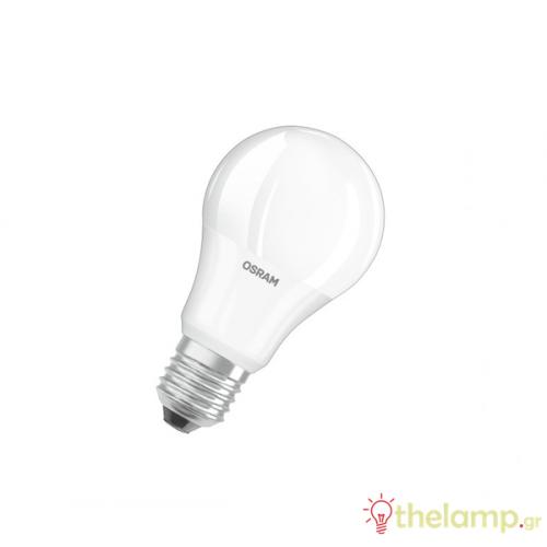Led κοινή A40 5W E27 220-240V warm white 2700K value Osram