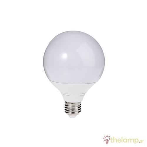 Led γλόμπο G120 18W E27 265V warm white 3000K LedOn