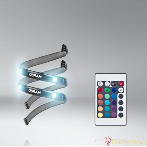 Led ταινία 12V 1.5W 30cm RGB app LEDambient tuning lights LEDINT201 kit Osram