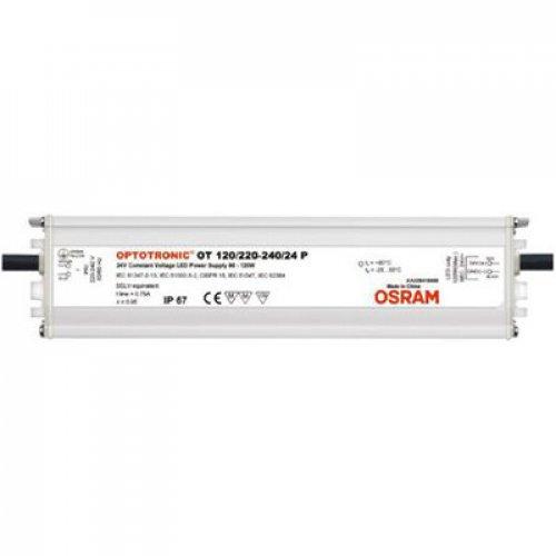 Τροφοδοτικό Led 230V->24V 120W 5,0A ip66 OT 120/220-240/24 P Osram