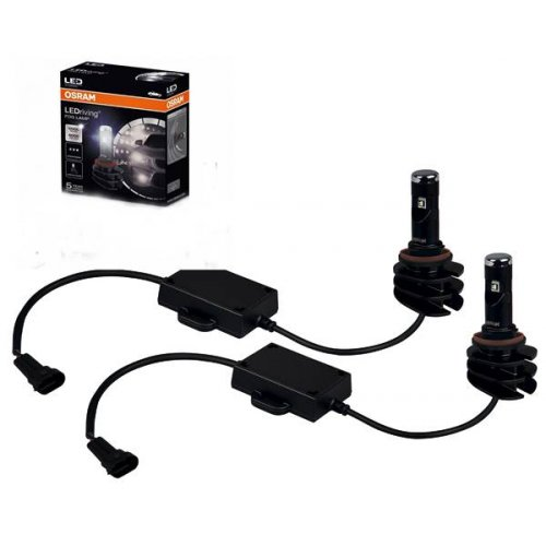 Osram Led 12V 13W PGJ19-1/2/3 H8/H11/H16 day light 6000K LEDriving Fog Lamp 66220CW