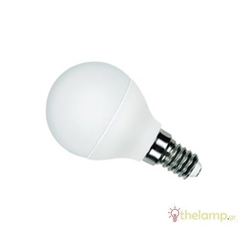 Led γλομπάκι P45 6W E14 240V warm white 3000K J&C