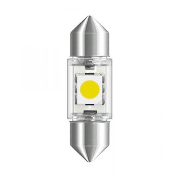 Led αυτοκινήτου 12V 0.5W SV8.5-8 day light 6000K NF3160 Neolux