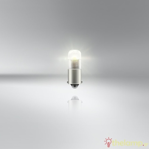Osram Led 12V 1W BA9s T4W day light 6000K LEDriving Premium DUO blister 3850CW-02B
