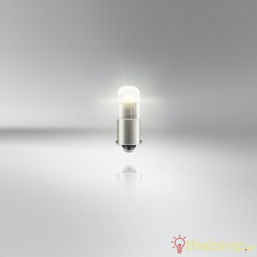 Osram Led 12V 1W BA9s T4W cool white 4000K LEDriving Premium DUO blister 3850WW-02B