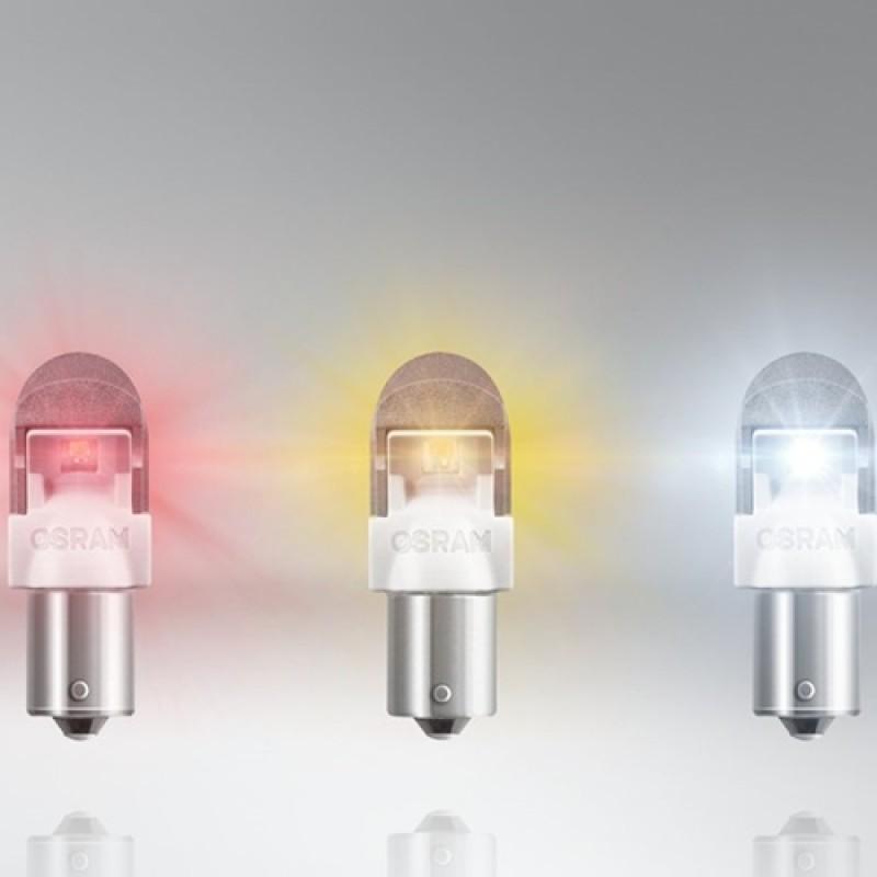 Osram Led 12V 2W BA15s P21W day light 6000K LEDriving Premium DUO blister 7556CW-02B