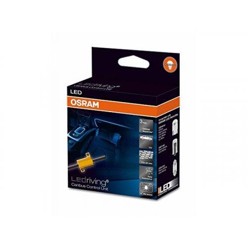 Osram 12V 5W CAN BUS CONTROL UNIT LEDriving DUO Blister LEDCBCTRL101