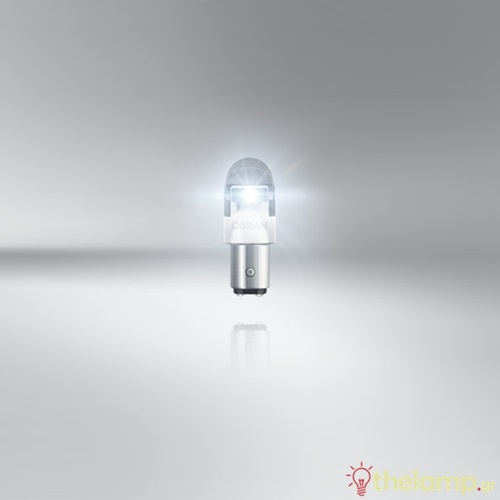 Osram Led 12V 1.42/0.54W BAY15d P21/5W day light 6000K LEDriving Premium DUO blister 1557CW-02B