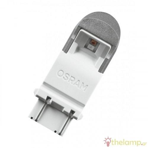 Osram Led 12V 1.42/0.54W W2.5x16q P27/7W κόκκινο LEDriving Premium DUO blister 3557R-02B