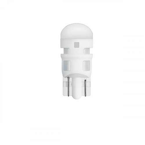 Osram 12V 0.5W W2.1x9.5d W5W μπλε LEDriving Standard DUO blister 2880BL-02B