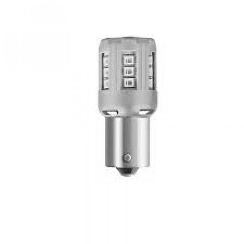 Osram 12V 2W BA15s P21W κόκκινο LEDriving Standard DUO blister 7456R-02B