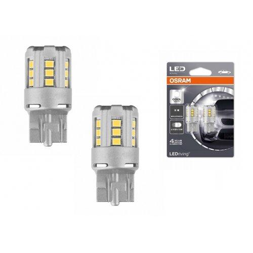 Osram Led 12V 2.5W W3x16q W21/5W day light 6000K LEDriving Standard DUO blister 7715CW-02B