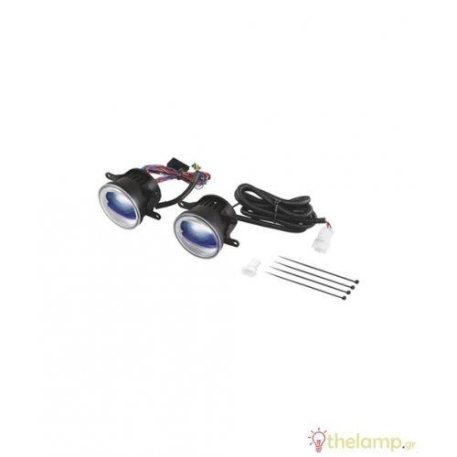 Φανάρι αυτοκινήτου 12V 4/12W day light 6000K BOX1 LEDFOG103-BL Osram