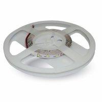 Led ταινία 12V IP20 3.6W 60led/m day light 4500K με αυτοκόλλητο 2041 VT-3528 V-TAC