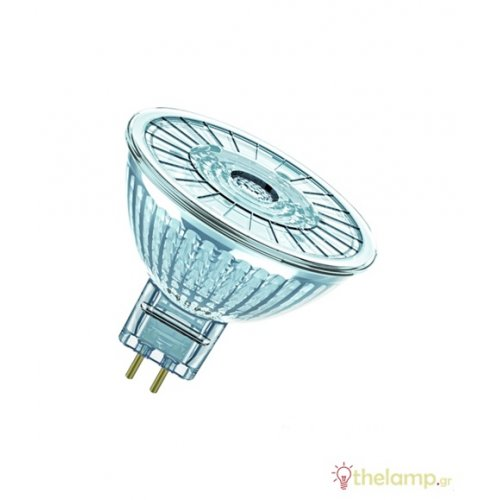Led σποτ GU5.3 4.6W MR16 12V warm white 2700K 36° Radium
