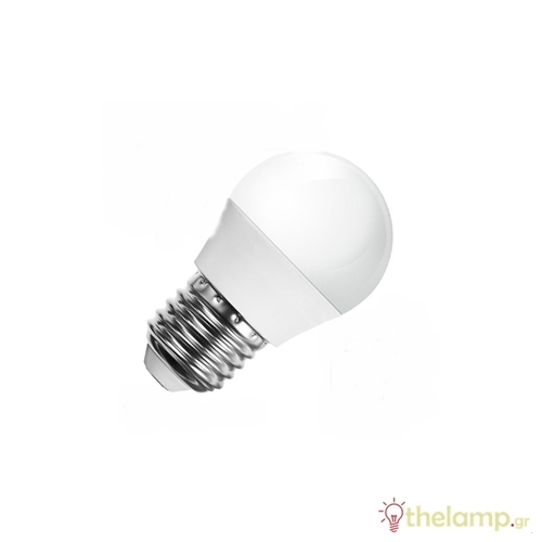 Led γλομπάκι G45 5.5W E27 220-240V day light 6400K Samsung chip 176 VT-246 V-TAC