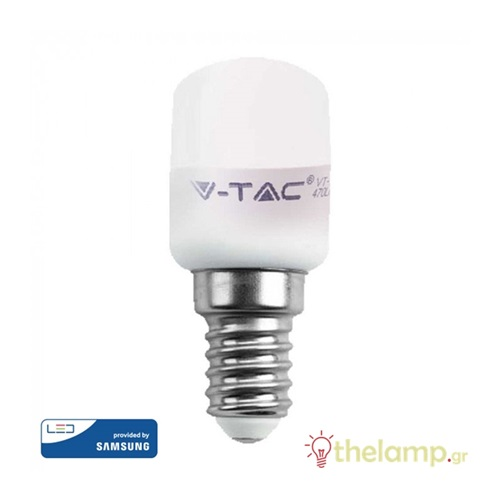 Led ST26 2W E14 220-240V 150° cool white 4000K Samsung chip 235 VT-202 V-TAC
