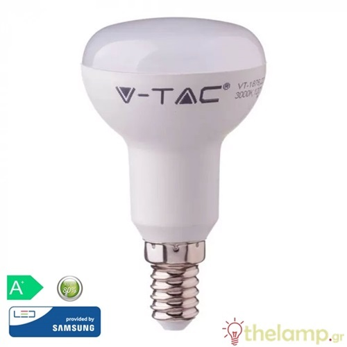 Led καθρέπτου R39 3W E14 240V day light 6400K Samsung chip 212 VT-239 V-TAC