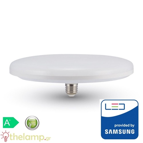 Led F250 36W E27 220-240V cool white 4000K Samsung chip 220 VT-235 V-TAC