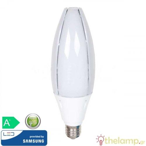 Led 60W E40 240V 120° day light 6400K Samsung chip 188 VT-260 V-TAC