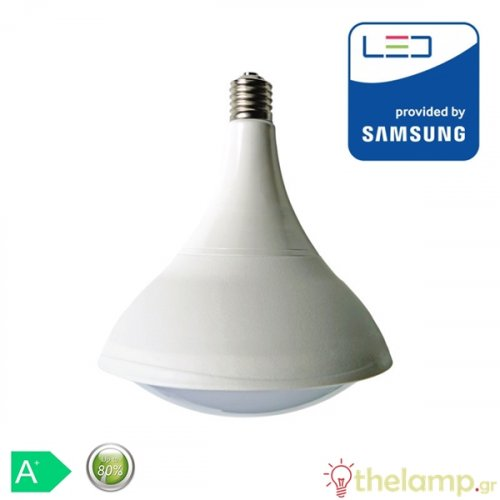 Led καμπάνα 85W 240V E40 110° cool white 4000K Samsung chip 520 VT-85 V-TAC