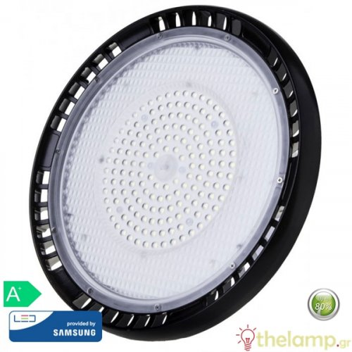 Led καμπάνα UFO 150W 240V 90° cool white 4000K Samsung chip 560 VT-9-150 V-TAC