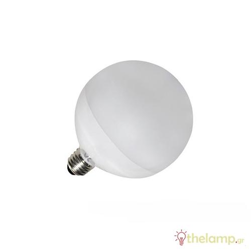 Led γλόμπο G120 20W E27 180-250V warm white 3000K dimmable 05139D/E/W