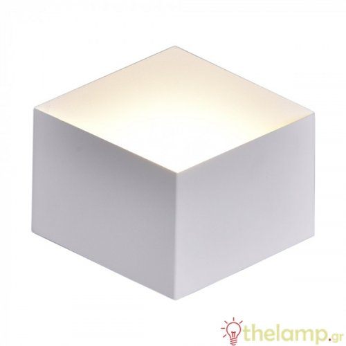 Led φωτιστικό τοίχου 3W 110-240V 120° warm white 3000K λευκό 8344 VT-803 V-TAC