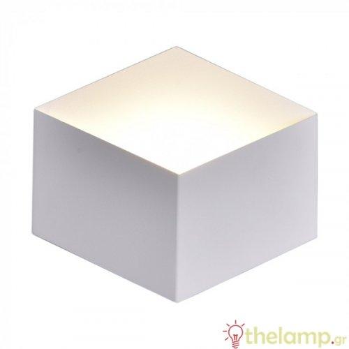 Led φωτιστικό τοίχου 3W 110-240V 120° cool white 4000K λευκό 8345 VT-803 V-TAC