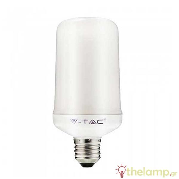 Led fire flame 4W E27 220-240V warm white 1800K 7426 VT-2135 V-TAC