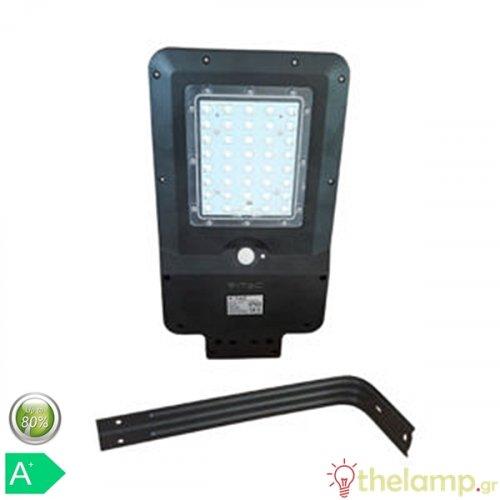 Led φωτιστικό δρόμου με ανιχνευτή για ιστό & τοίχο 15W day light 6000K 8548 VT-ST15 V-TAC
