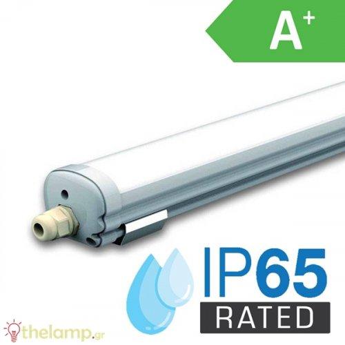 Φωτιστικό led αδιάβροχο 48W 240V 120° day light 6000K 6286 VT-1574 IP65 V-TAC