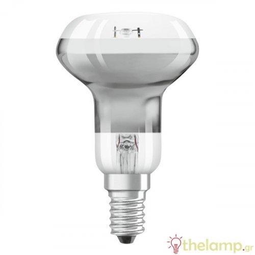 Led καθρέπτου R50 2.8W E14 240V warm white 2700K 60° Osram