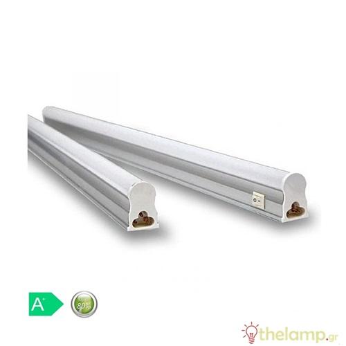 Φωτιστικό led πάγκου 9W 240V 120° warm white 2800K Φos_me