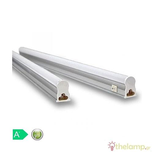 Φωτιστικό led πάγκου 9W 240V 120° cool white 4000K Φos_me