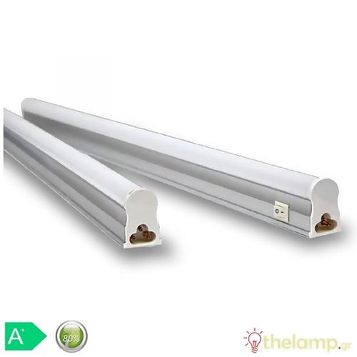 Φωτιστικό led πάγκου 4W 240V 120° day light 6500K Φos_me