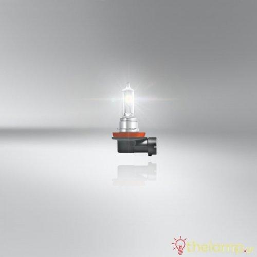 Osram 12V 55W PGJ19-2 H11 +10% night breaker silver 64211NBS