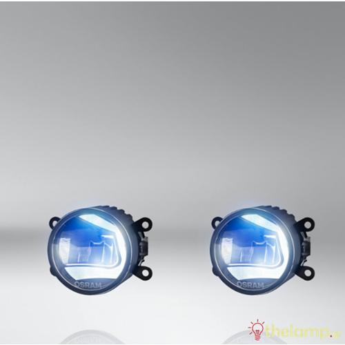 Φανάρι αυτοκινήτου 12/24V 14/24W day light 5200K/6000K BOX1 LEDFOG102 Osram