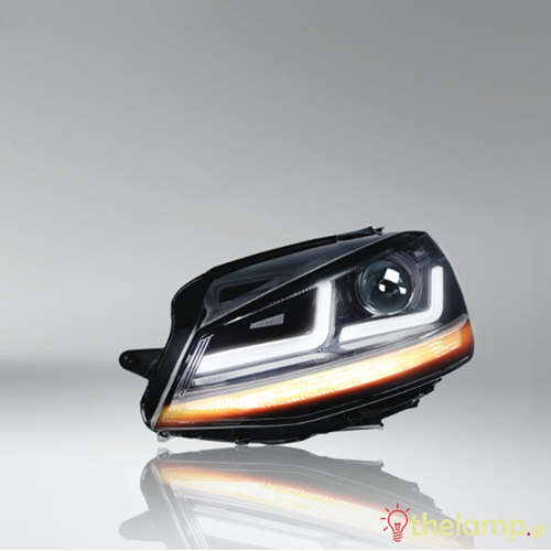 Φανάρι αυτοκινήτου Led 12V 36W αλογόνου Chrome edition Golf 7 LEDriving BLI1 LEDHL103-CM Osram