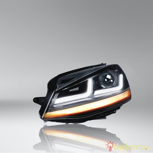 Φανάρι αυτοκινήτου Led 12V 36W αλογόνου Black edition Golf 7 LEDriving BLI1 LEDHL103-BK Osram