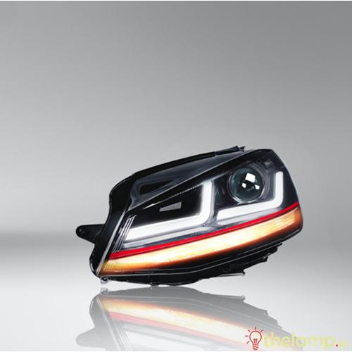 Φανάρι αυτοκινήτου Led 12V 36W αλογόνου GTI edition Golf 7 LEDriving BLI1 LEDHL103-GTI Osram