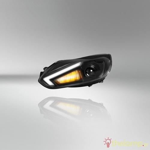 Φανάρι αυτοκινήτου Led 12V 55W Xenon Ford Focus 3 LEDriving BLI1 LEDHL105-BK Osram